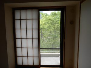 施工事例(網戸) 1374